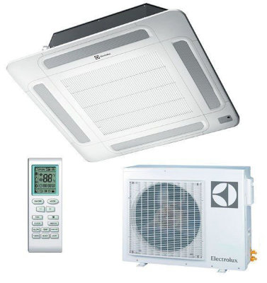 Electrolux UNITARY PRO 2 EACC-18H/UP/N3+панель+EACO-18H/UP/N3
